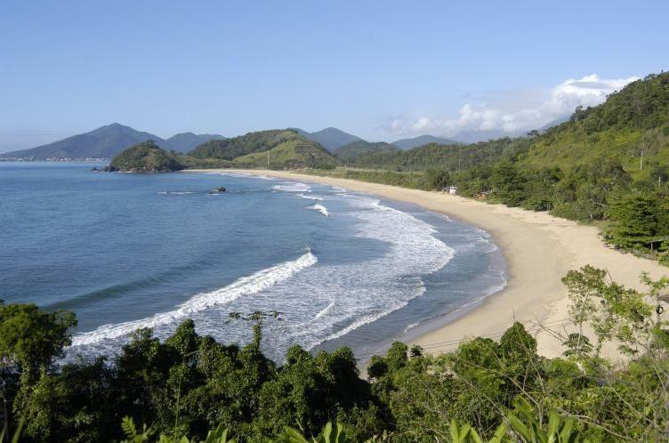 Praia Vermelha Do Norte Distante Menos De 10 Km Do Centro De