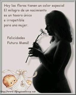 Feliz Dia Futura Mama Felicitaciones Para Embarazadas