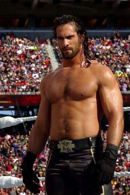 Seth Rollins Just Day-ummm! Baby Boy is looking fine! Thank you ...