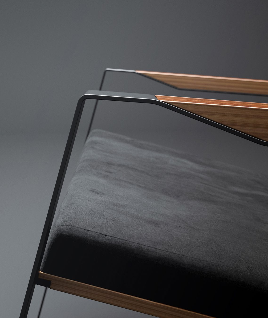 edgy furniture. Modren Furniture Details We Like  Chair Lether Arm Rest Edgy Furniture At  LeManoosh And F