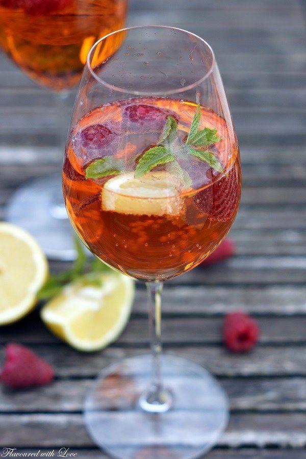 Sommer Aperol-Spritz #refreshingsummerdrinks