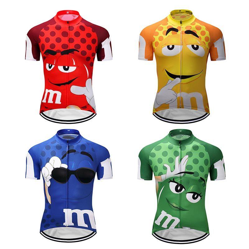 Kaufen 2018 Mt   Ms Radtrikot Sommer Lustige Radfahren Kleidung Mtb Fahrrad  Shirt Short Maillot Ropa Ciclismo Sportwear Bike Wear kleidung 05924f953