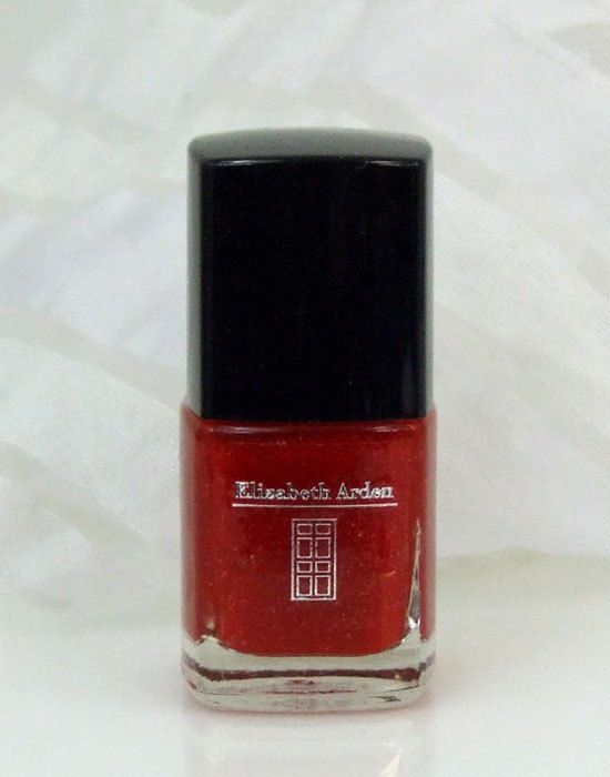 Elizabeth Arden Nail Polish Lacquer Red Door Red 01 .2 oz Fire ...