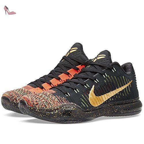 Nike Kobe X Elite Low Xmas, Chaussures spécial basket-ball pour ...