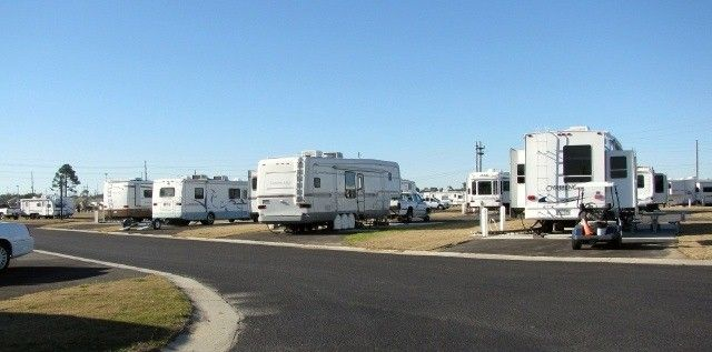 Shields RV Park Rv parks and campgrounds, Military