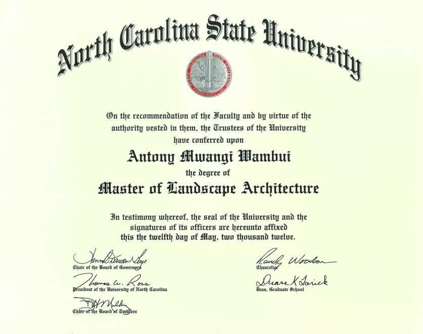 Image result for NC college degree diplomas fullsize ...