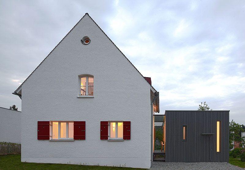 haus z anbau pinterest architecture building. Black Bedroom Furniture Sets. Home Design Ideas