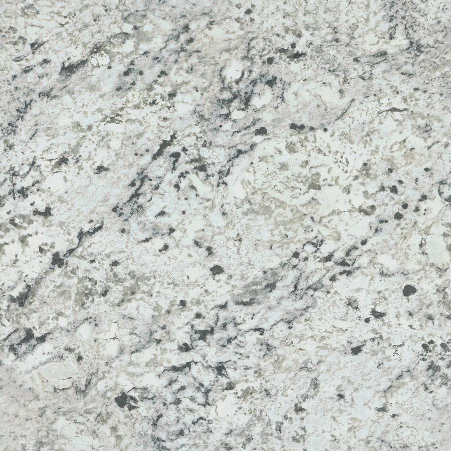 Formica Brand Laminate White Ice Granite Artisan Laminate Kitchen Countertop Sample At Lowes Co White Ice Granite Laminate Kitchen Granite Laminate Countertops