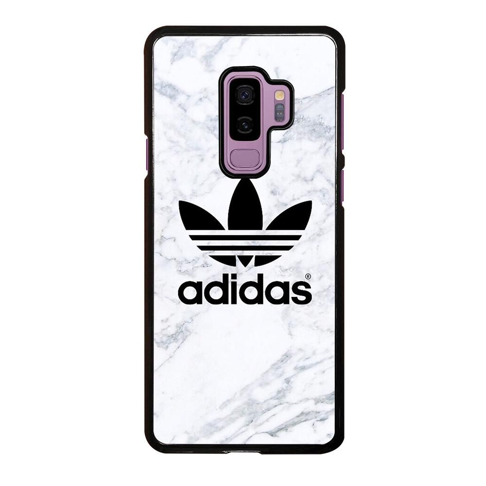 f73f2bfa76e ADIDAS MARBLE LOGO Samsung Galaxy S9 Plus Case - Best Custom Phone Cover  Cool Personalized Design – Favocase