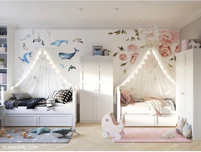 23+ Idee deco chambre mixte inspirations