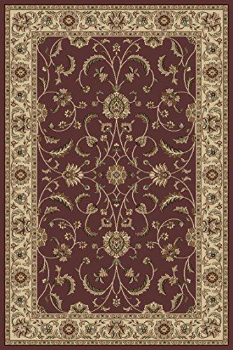 Central Oriental 8901rd28 Encore Atelier Wine 2feet By 7feet 7inch Area Rug Best Value On Livingroomdecor