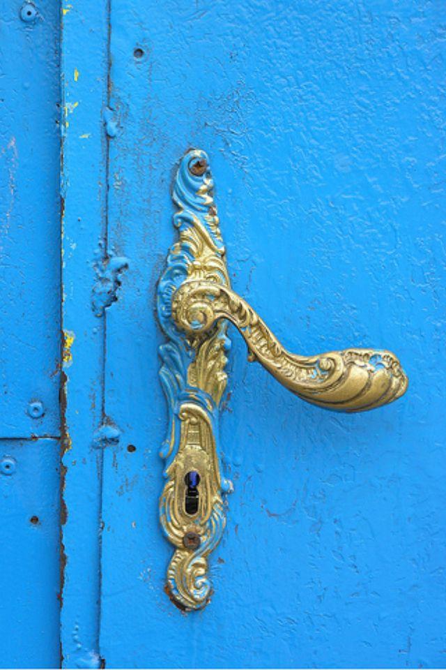 Door Detail, Tab, Hungary