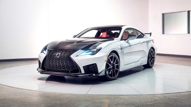 New Lexus Rc F Track Edition Is The Rc You Want Lexus Sport New Lexus Sports Car