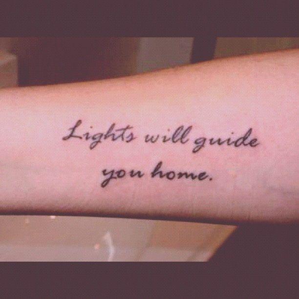 Art Palabras Tatuajes Tatuaje De Coldplay Tatuaje De Unas