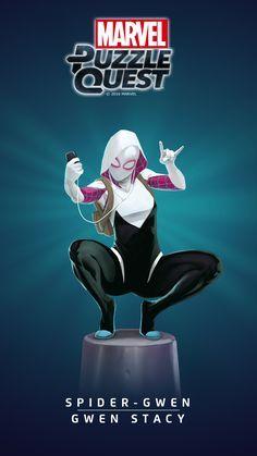 Spider-Gwen Poster-01