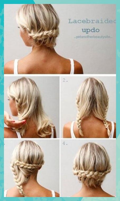 Einfache Frisuren Fur Mittellanges Haar In 2020 Frisuren Mittellange Haare Frisuren Einfach Frisur Hochgesteckt