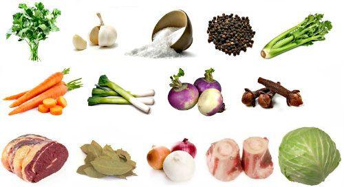 howikis to Make pot-au-feu -- via howikis.com