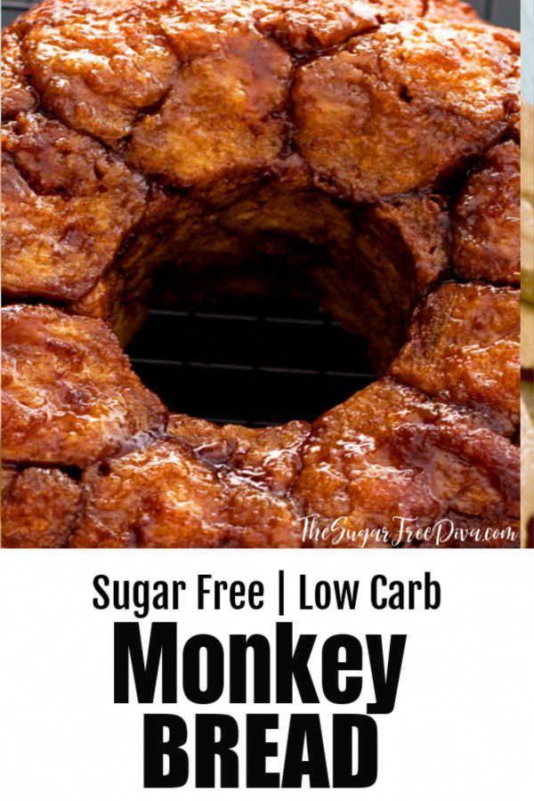 Sugar Free Low Carb Monkey Bread