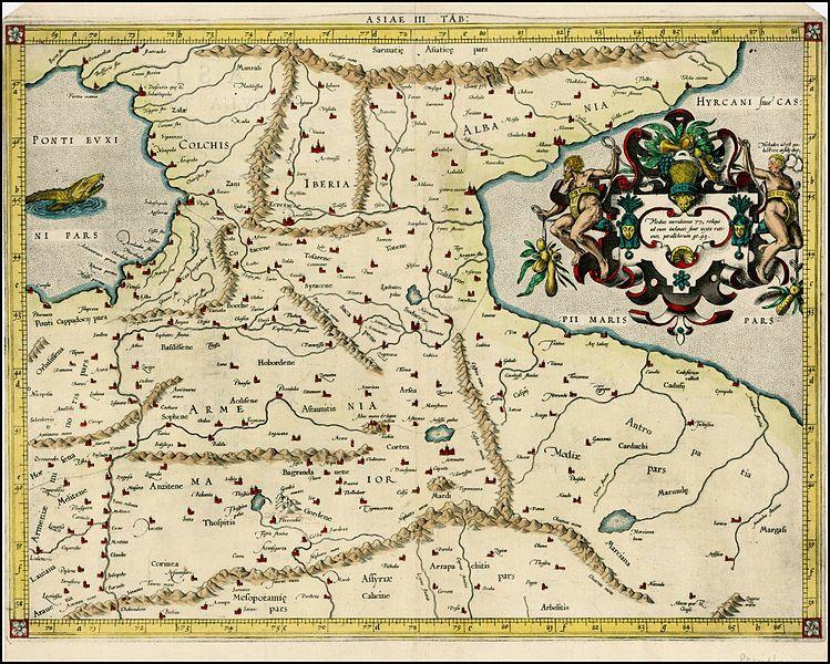 File:Gerard Mercator. Tabula Asiae III (Armenia, Georgia, Turkey, etc.). 1579.jpg