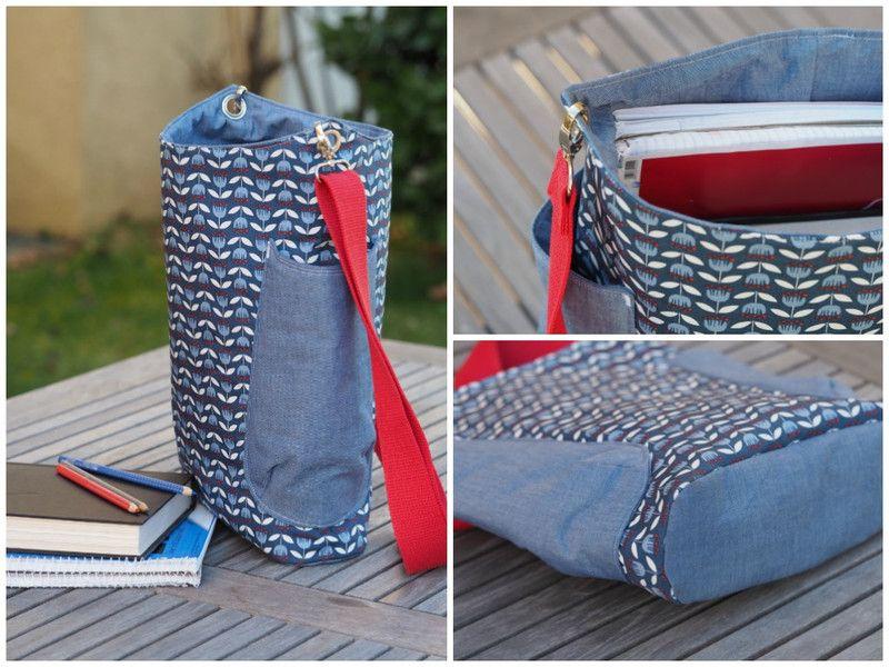 EBook Schnittmuster MyBag Tasche by Keko-Kreativ