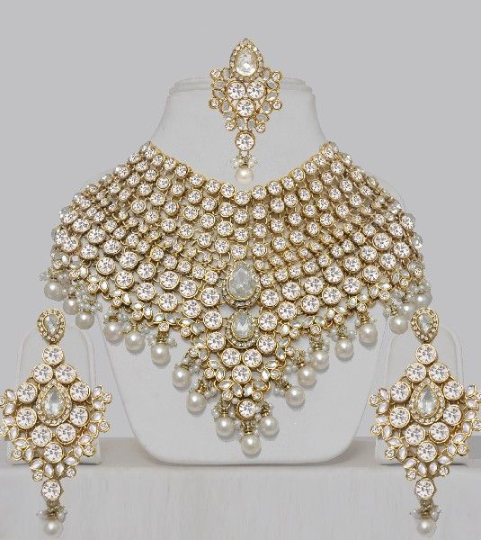 heavy indian bridal jewellery