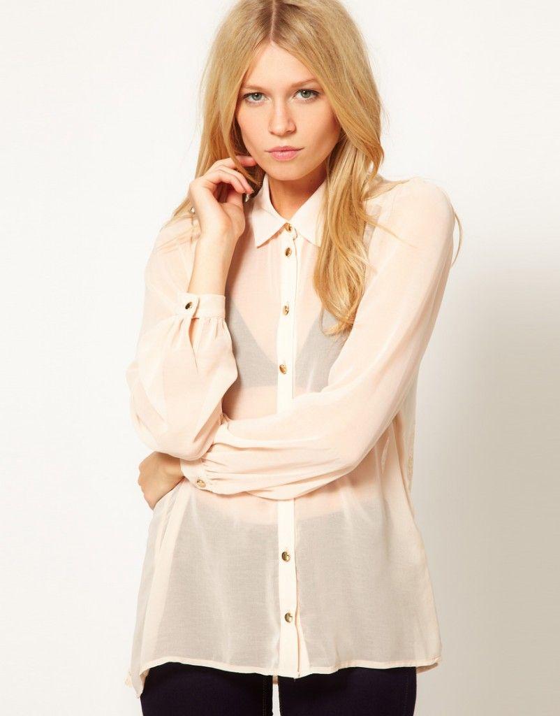 Sik Bayan Gomlek Modelleri Zara Moda Giyim