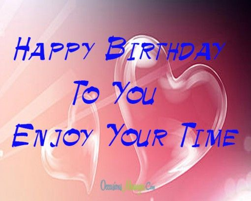 Happy Birthday Message Simple ~ Happy birthday messages and wishes birthday pinterest birthday
