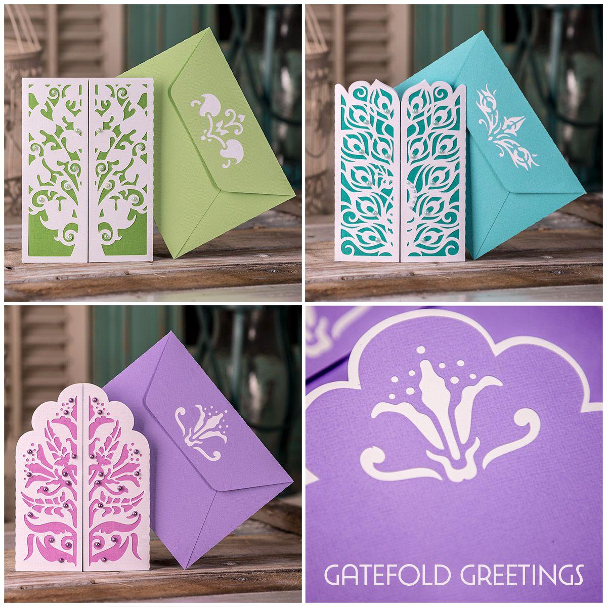 Gatefold Greetings Svg Bundle Dreaming Tree Tree Wedding Invitations Greetings Gatefold Cards