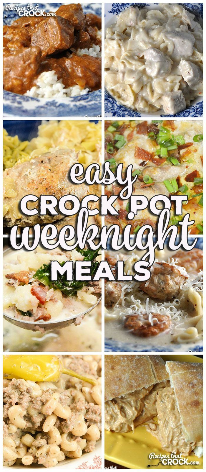 This week for our Friday Favorites we have Easy Crock Pot Weeknight Meals like Crock Pot Meatball Tortellini Soup, Slow Cooker Texas Chili, Crock Pot Creamy Mississippi Beefy Mac, Crock Pot Pork Chops – Melt In Your Mouth, Crock Pot Beefy Tostada Pie, Slow Cooker Chicken Stroganoff, Crock Pot Pork Chops and Cabbage, Low Carb Crock Pot Creamy Bacon Onion Chicken, Creamy Crock Pot BBQ Chicken Sandwiches, Crock Pot Cheesy Chicken Spaghetti, Crock Pot Goulash, Crock Pot Chicken Alfredo Ravioli