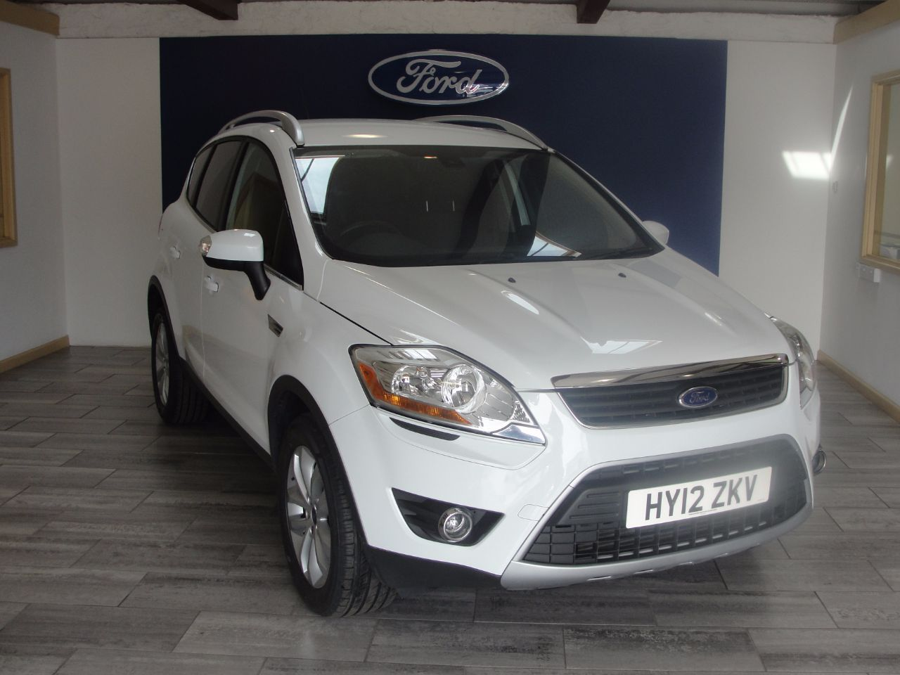 Now Sold Ford Kuga 2 0 Tdci 140 Titanium 5dr 2wd Is Now