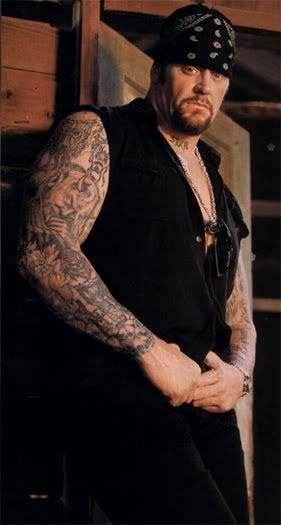 Randa Ross uploaded this image to 'The Undertaker' See