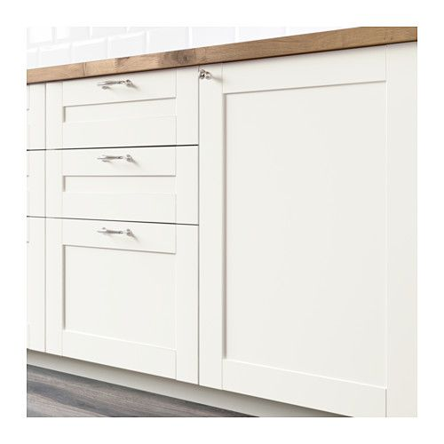 SÄVEDAL Door, white | Doors, Drawers and Base cabinets