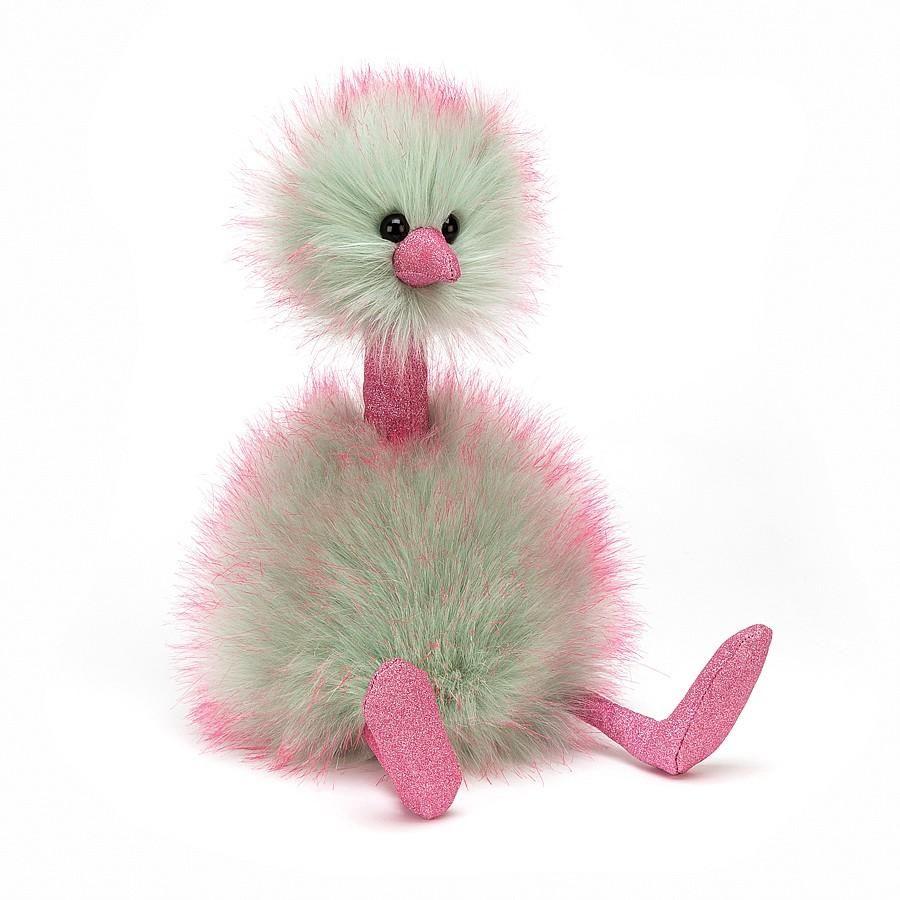 Jellycat Pompom Mint Fizz Medium In 2020 Pom Pom Hand Crochet Baby Blanket Jellycat