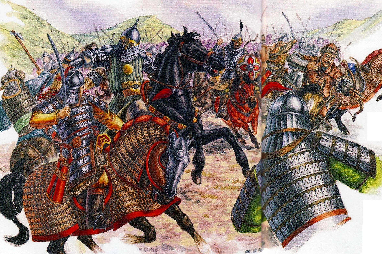 руси с монголами знакомство