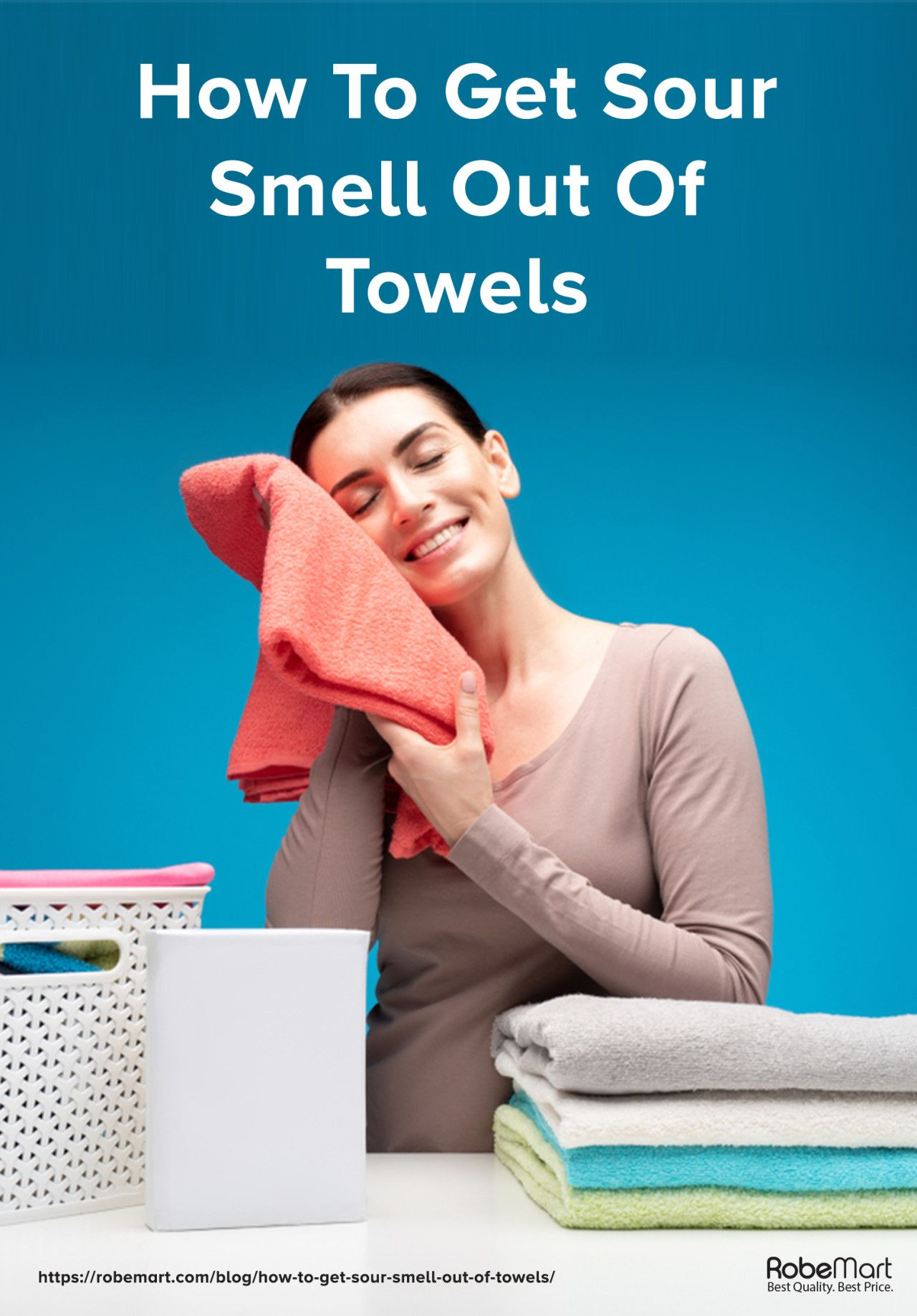How To Get Sour Smell Out Of Towels Towels Smell Smelly Towels Towel