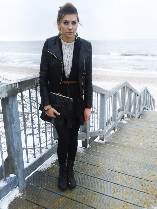 Anita I Nasza Spodniczka From All Over The World Leather Jacket Fashion Jackets