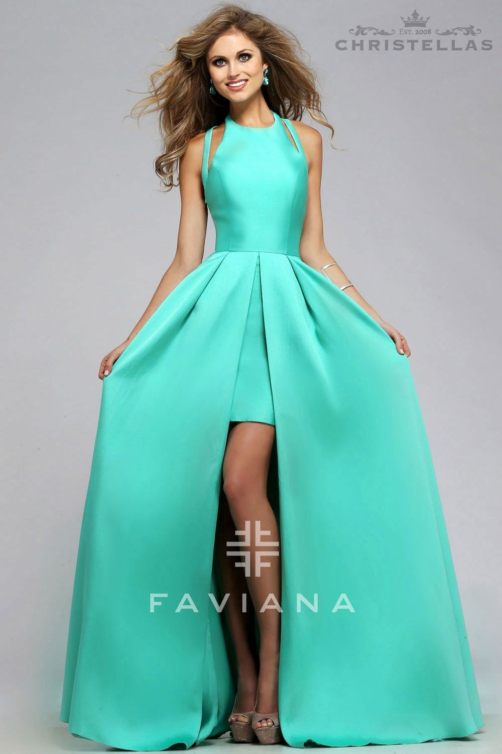 Faviana 7752E Dress