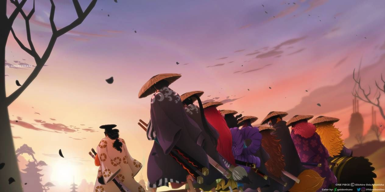 One Piece Chapter 971 Release Date, Predictions & where