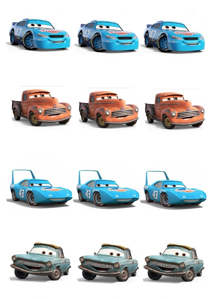 Cars 3 Birthday Party Printables Crafts Pinterest Party