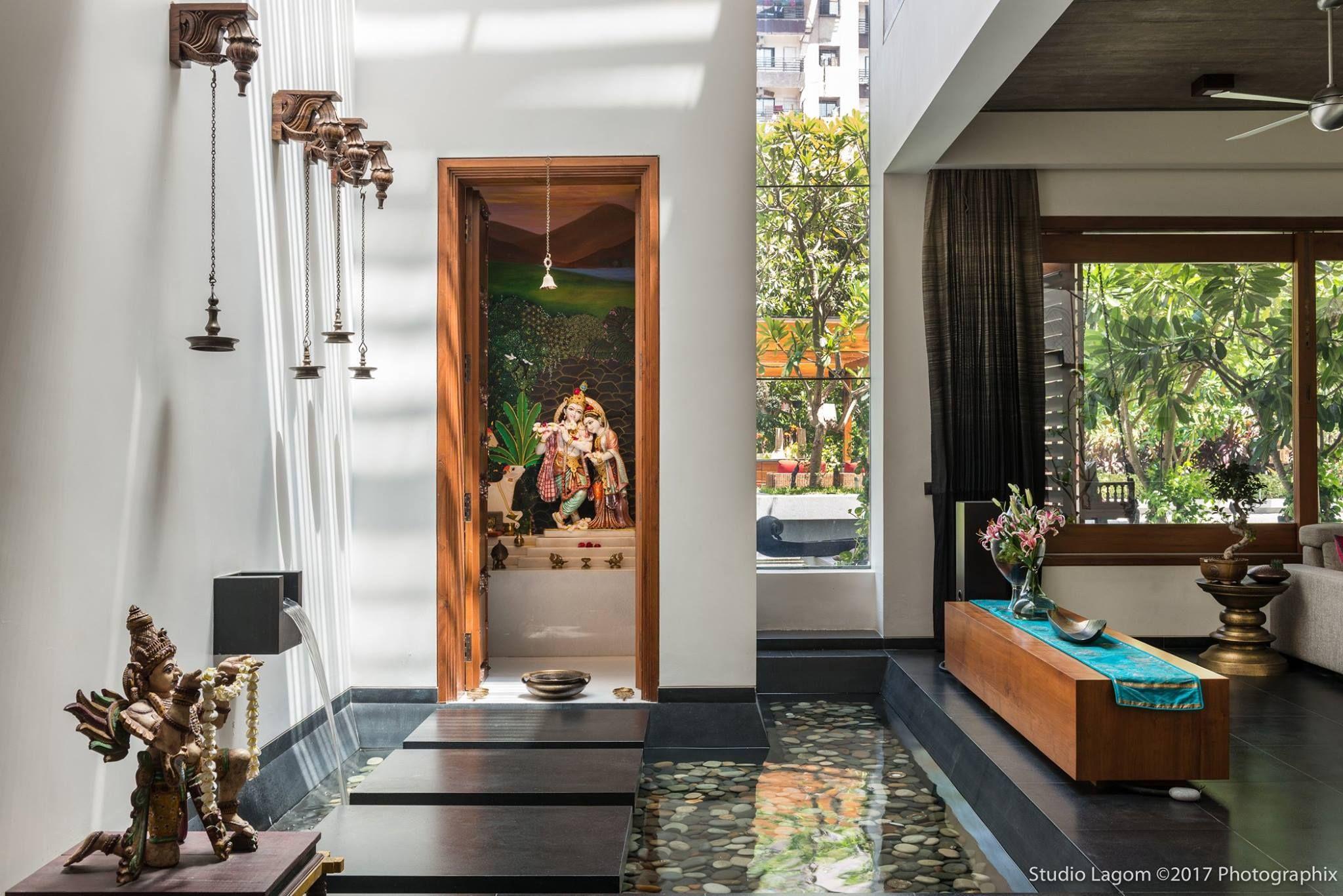 Skewed House Pooja Room Design Pooja Rooms Mandir Design