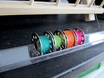 Tool Time Tuesday, Sewing Organizers...some really great ideas here!  Good sewing blog