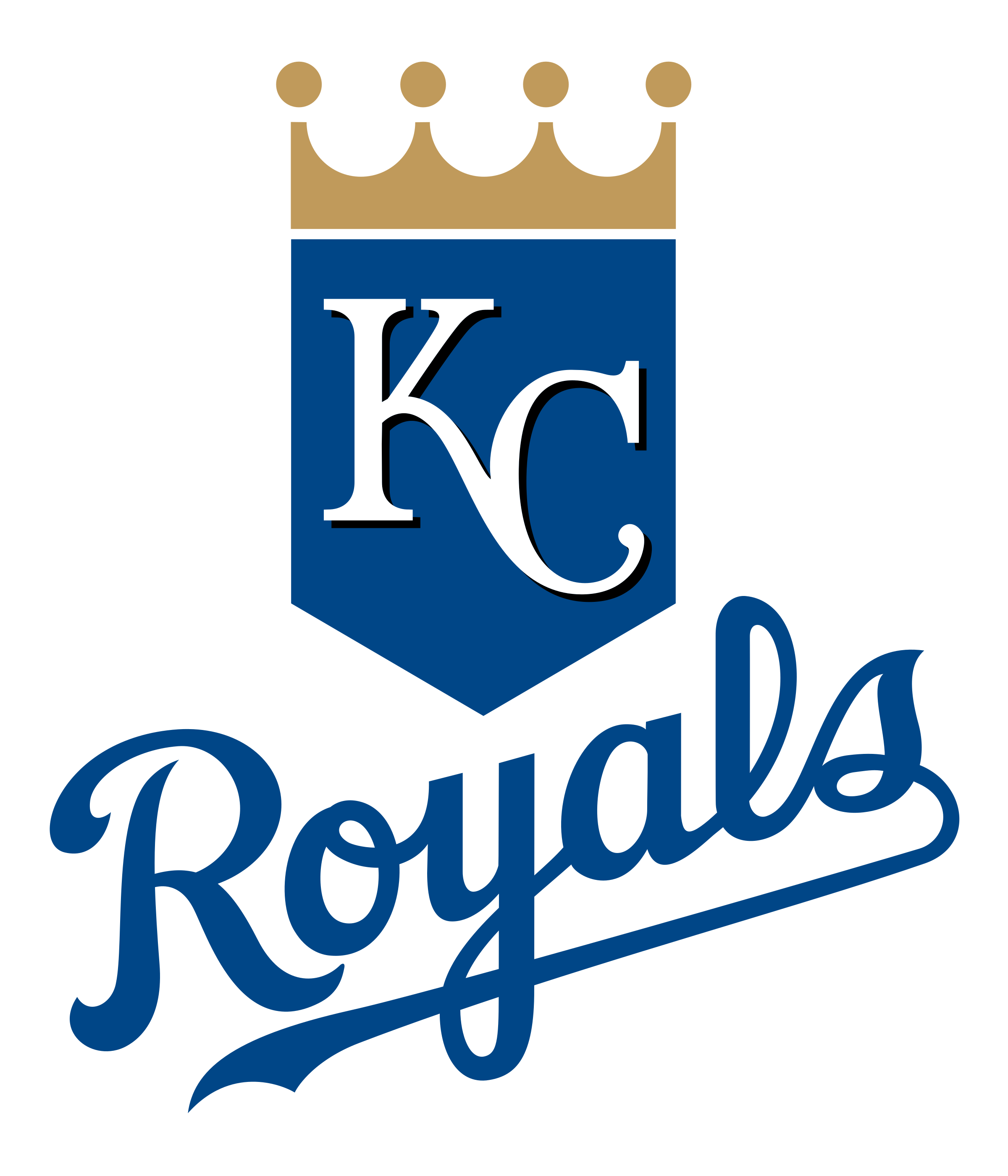 Kansas City Royals Logo PNG Image Kansas city royals