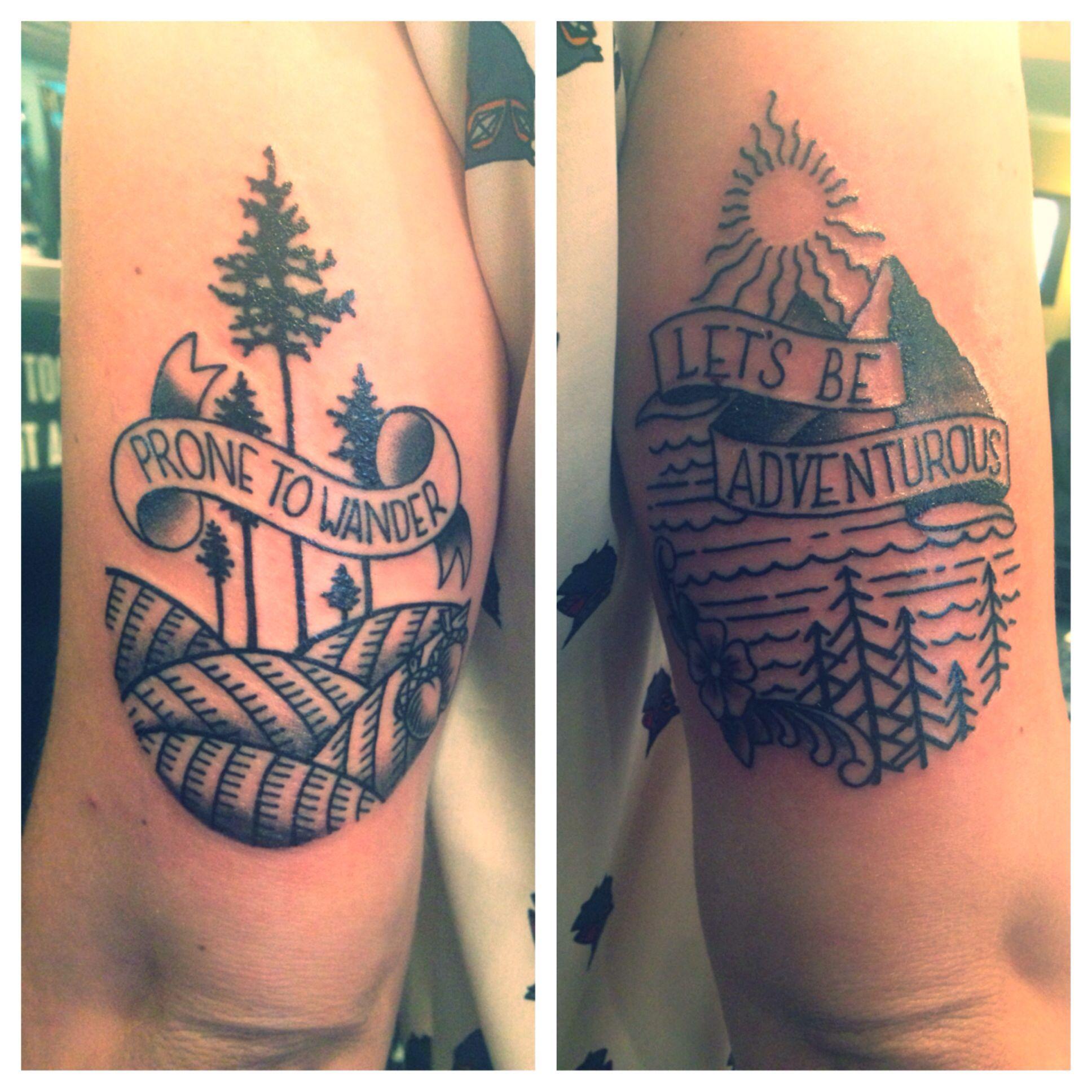 My new tattoos artist carl fuchs at trinity tattoo