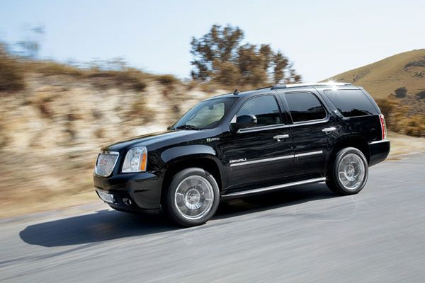 High Ranks Are Meant For The 2014 Gmc Yukon And Terrain Gmc