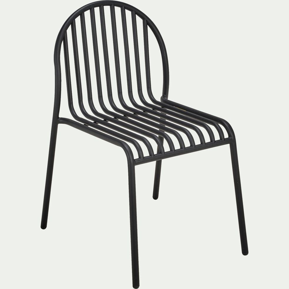Chaise De Jardin Empilable En Metal Aldo Chaise De Jardin Alinea In 2020 Buy Outdoor Furniture Outdoor Chairs Chair
