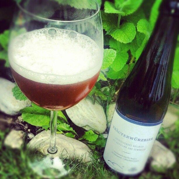 Kräuterwürzbier von Hofstetten #myfreakybeer #bier #craftbeer #beer
