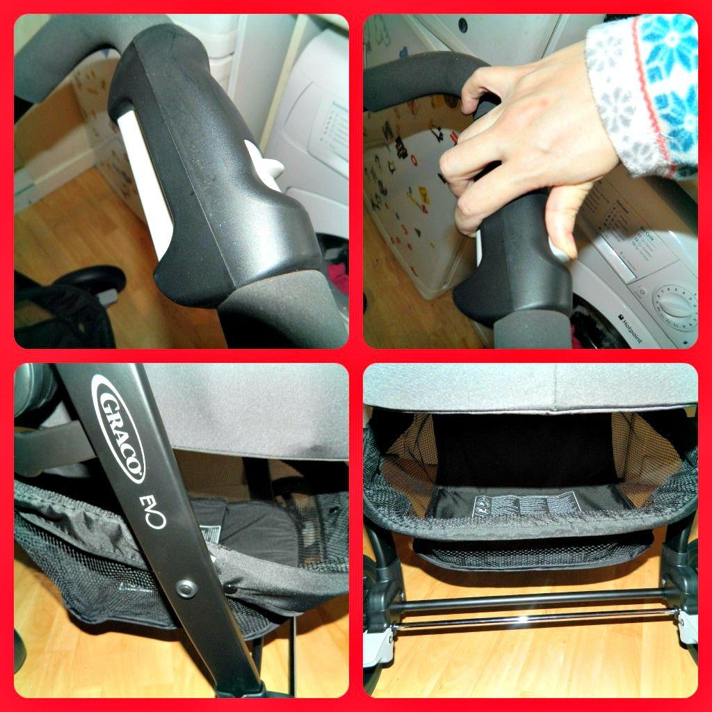 Graco Evo Stroller Features Evo, Prams, Travel system