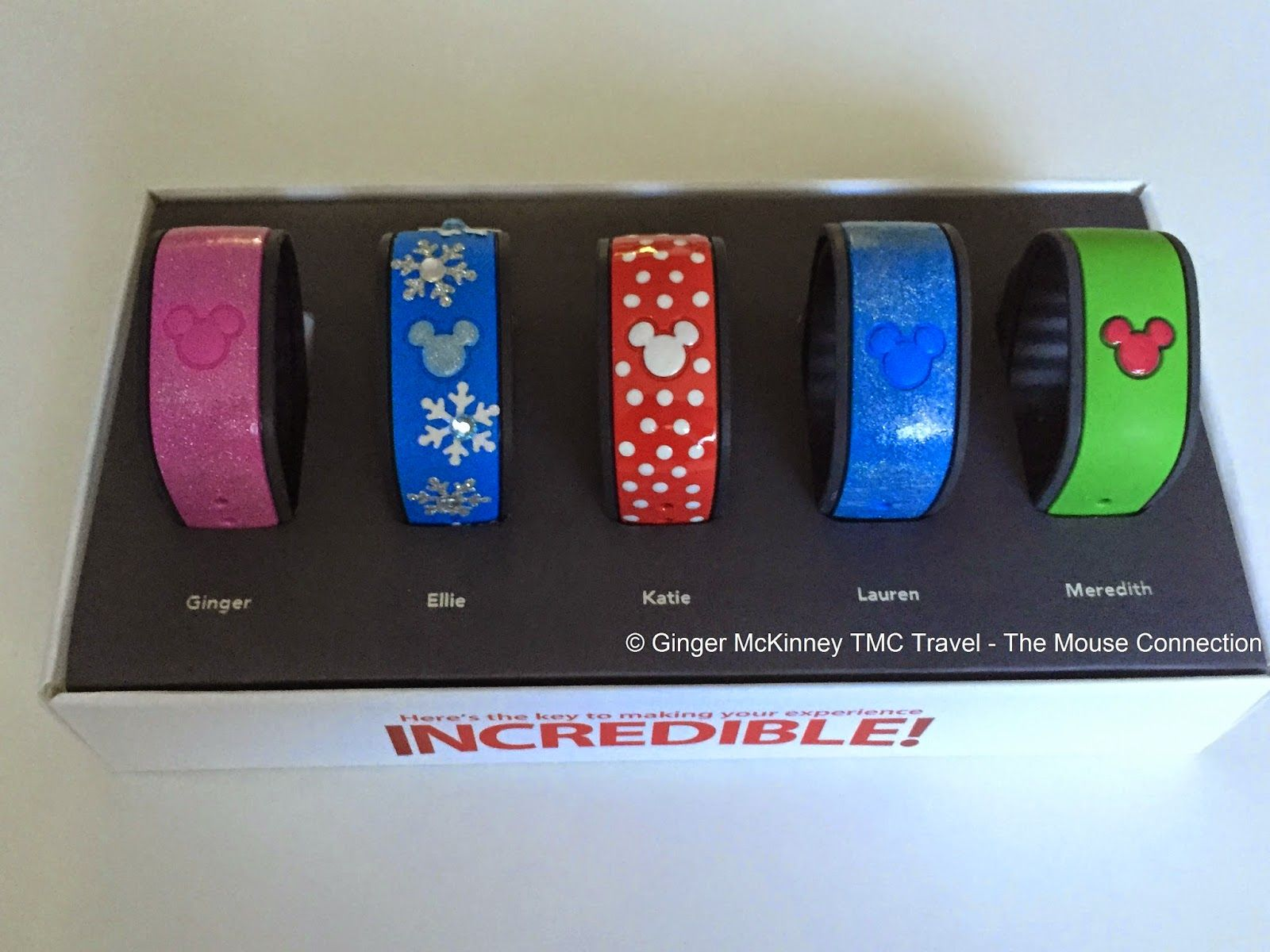 The Mouse Connection: Magic Band Decorating 101   Disney ...