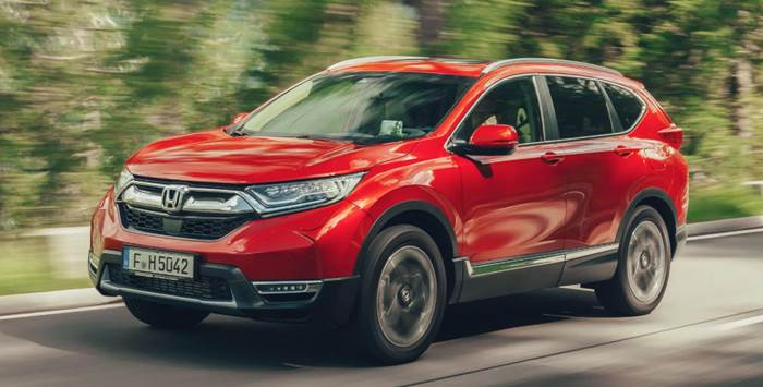 New Size, New Technology 2021 Honda CRV Redesign The