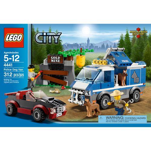 Lego City Police Dog Van Atticus Toys Lego City Police Lego